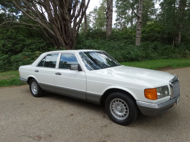 1984 Mercedes 280 SE For Sale (picture 2 of 6)