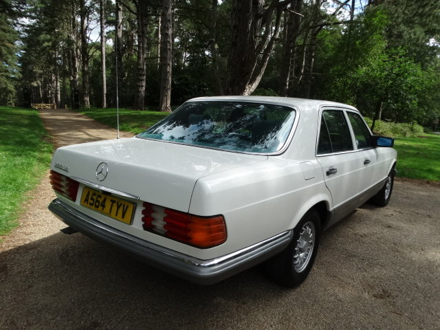 1984 Mercedes 280 SE For Sale (picture 3 of 6)