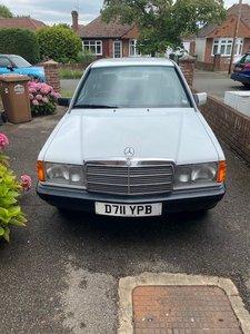 1987 Mercedes 190