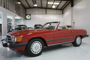 Picture of 1989 Mercedes-Benz 560SL Roadster SOLD