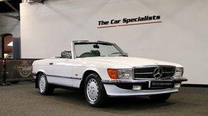 1989 Mercedes 4.2 V8 (R107) ONLY 200 PRODUCED