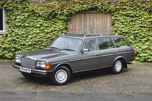 Picture of 1983 Mercedes-Benz 280TE **RESERVED** For Sale