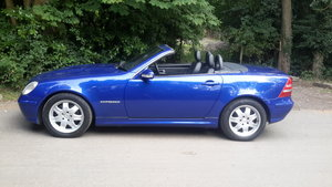 Picture of Mercedes slk 200k 2002  98000 miles 6 speed manual 1 owner For Sale