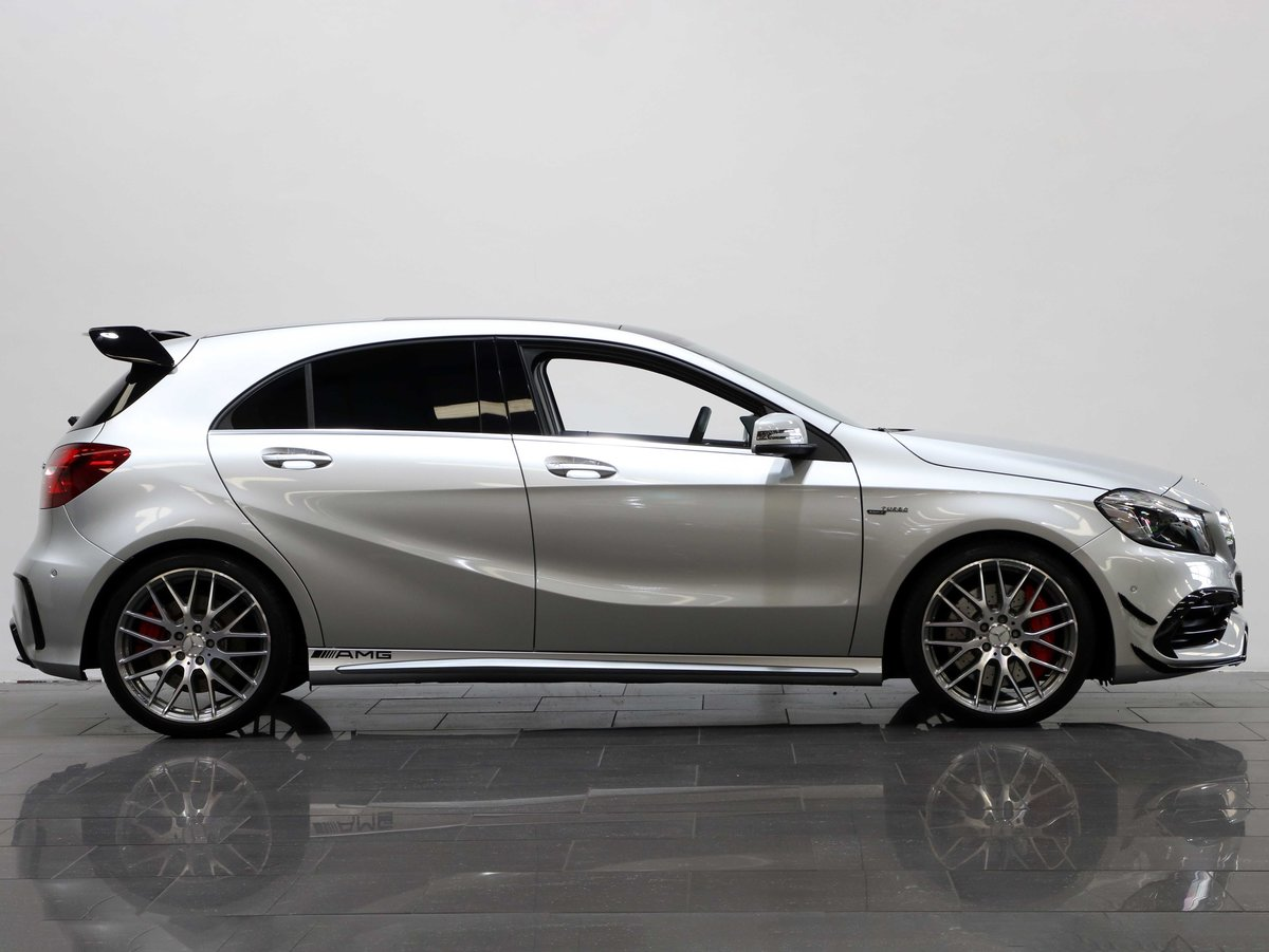 2017 17 17 MERCEDES BENZ A45 AMG PREMIUM 4 MATIC AUTO For Sale (picture 2 of 6)