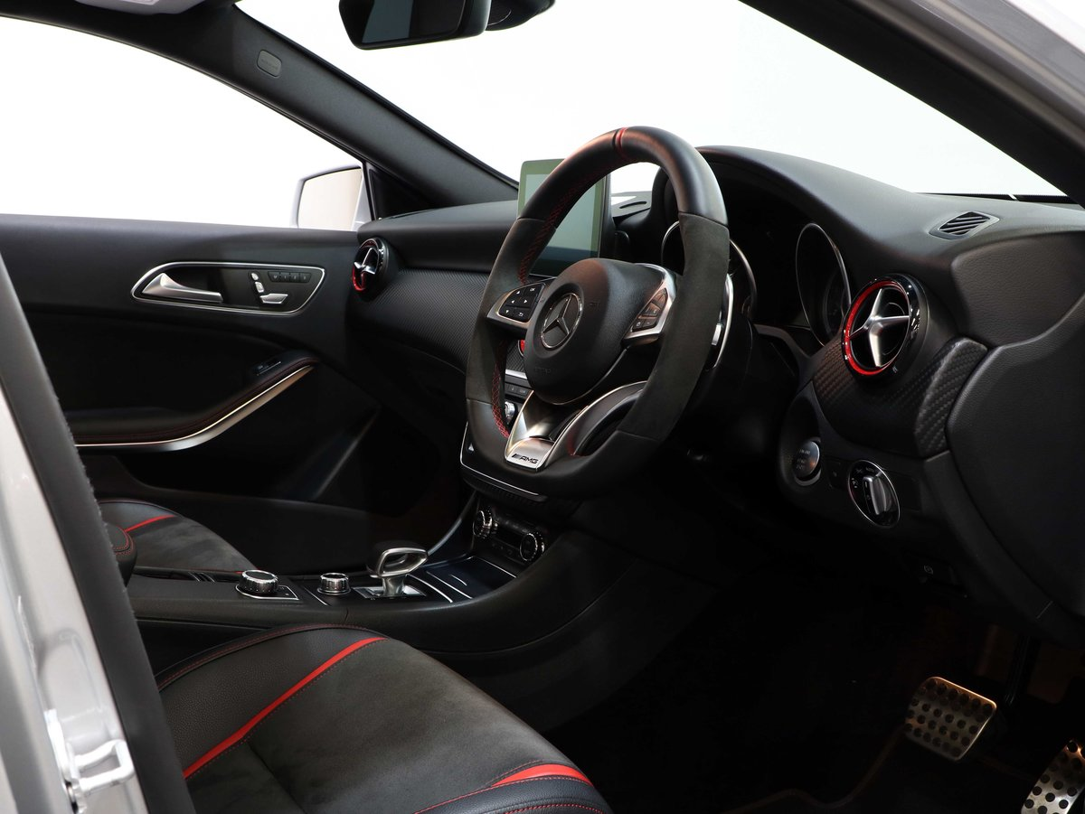 2017 17 17 MERCEDES BENZ A45 AMG PREMIUM 4 MATIC AUTO For Sale (picture 5 of 6)