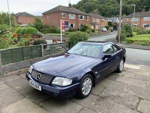 1996 Mercedes SL280