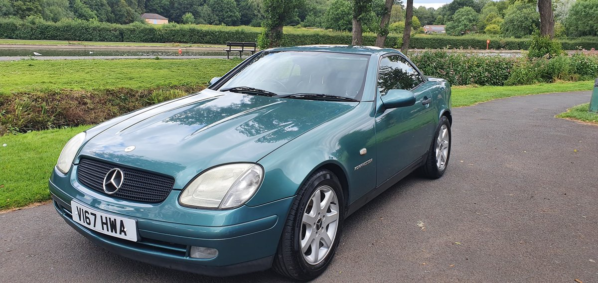 2000 Stunning Mercedes SLK 230 Kompressor. low miles For Sale (picture 1 of 6)