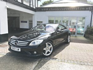 2010 MERCEDES CL 500 5.5 AMG STYLING