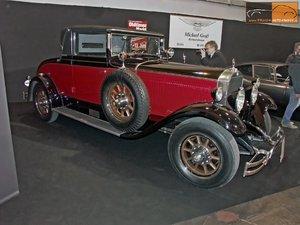 1928 Mercedes-Benz Nürburg 460 K Cabriolet A (W08)