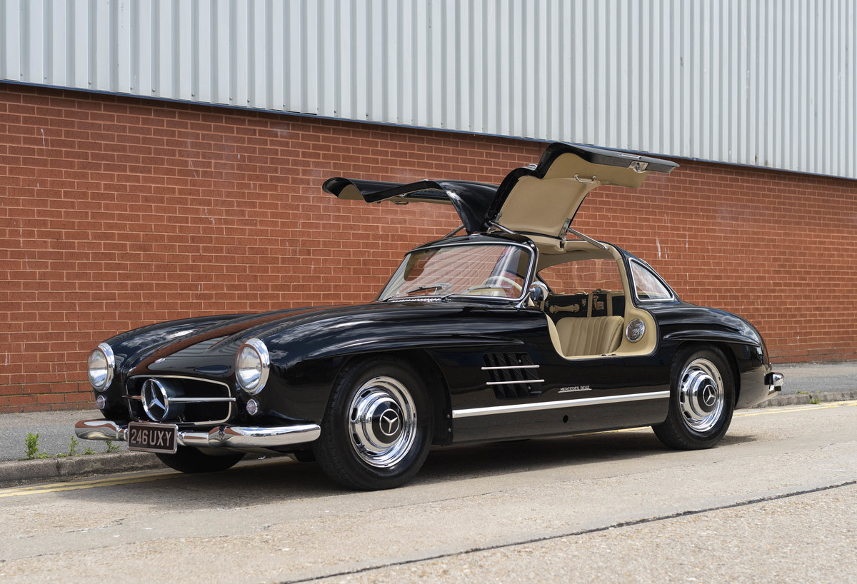 1955 Mercedes-Benz 300SL Gullwing (LHD) For Sale (picture 1 of 23)
