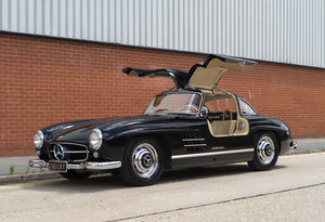 Mercedes-Benz 300SL Gullwing (LHD)