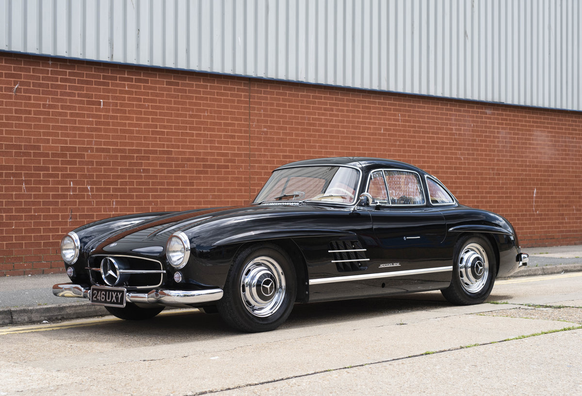 1955 Mercedes-Benz 300SL Gullwing (LHD) For Sale (picture 2 of 23)