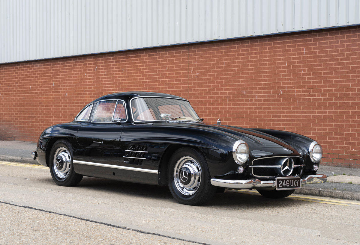 1955 Mercedes-Benz 300SL Gullwing (LHD) For Sale (picture 3 of 23)