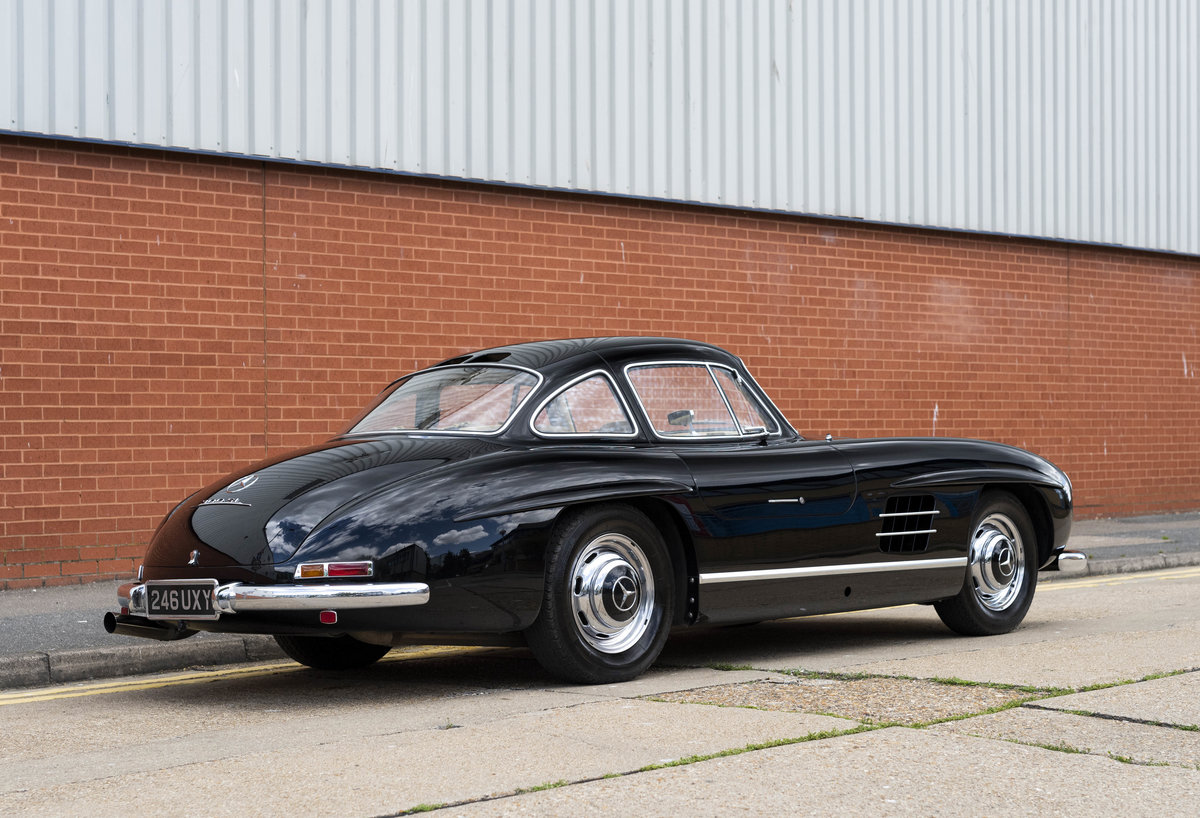1955 Mercedes-Benz 300SL Gullwing (LHD) For Sale (picture 4 of 23)