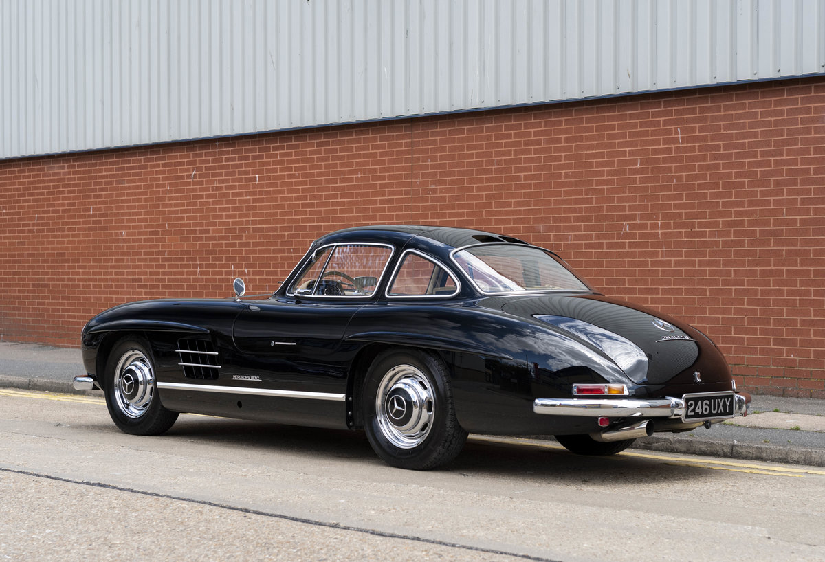 1955 Mercedes-Benz 300SL Gullwing (LHD) For Sale (picture 5 of 23)