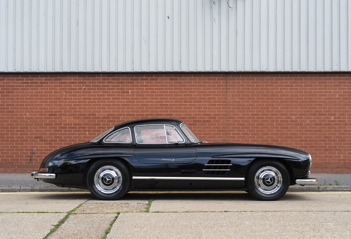 1955 Mercedes-Benz 300SL Gullwing (LHD) For Sale (picture 7 of 23)