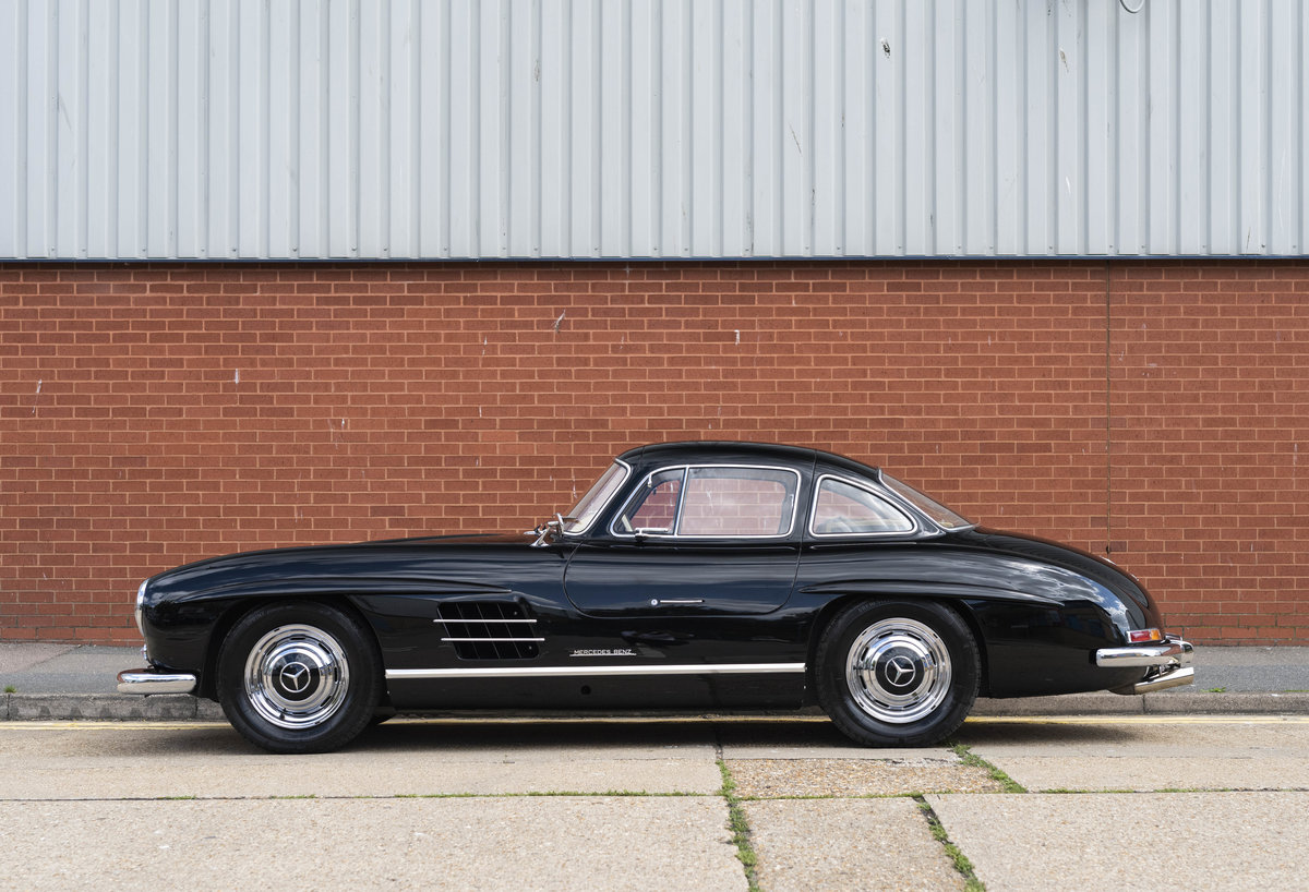 1955 Mercedes-Benz 300SL Gullwing (LHD) For Sale (picture 8 of 23)