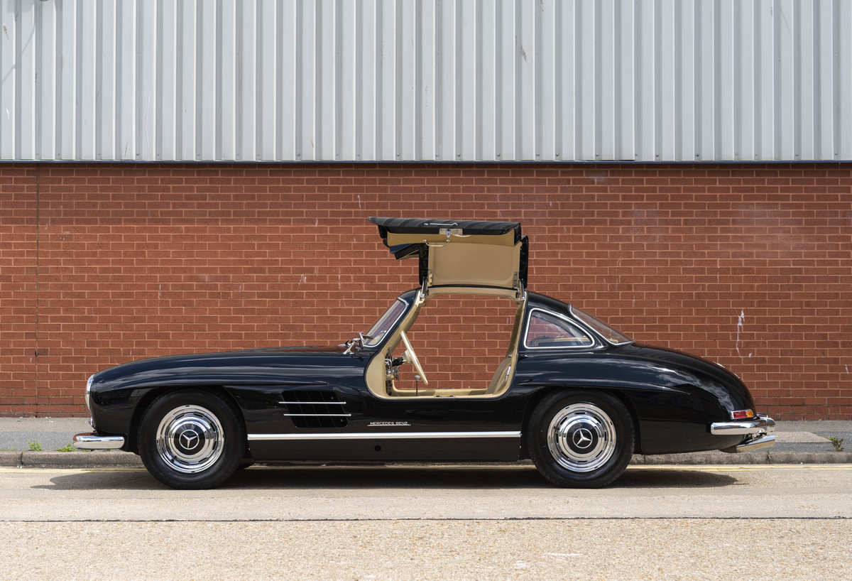 1955 Mercedes-Benz 300SL Gullwing (LHD) For Sale (picture 9 of 23)
