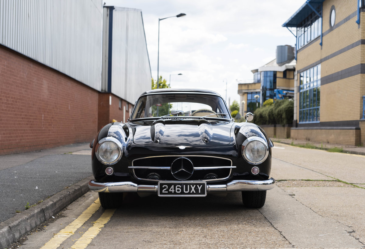 1955 Mercedes-Benz 300SL Gullwing (LHD) For Sale (picture 10 of 23)