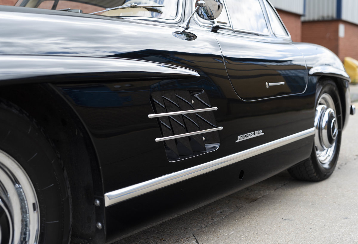 1955 Mercedes-Benz 300SL Gullwing (LHD) For Sale (picture 14 of 23)