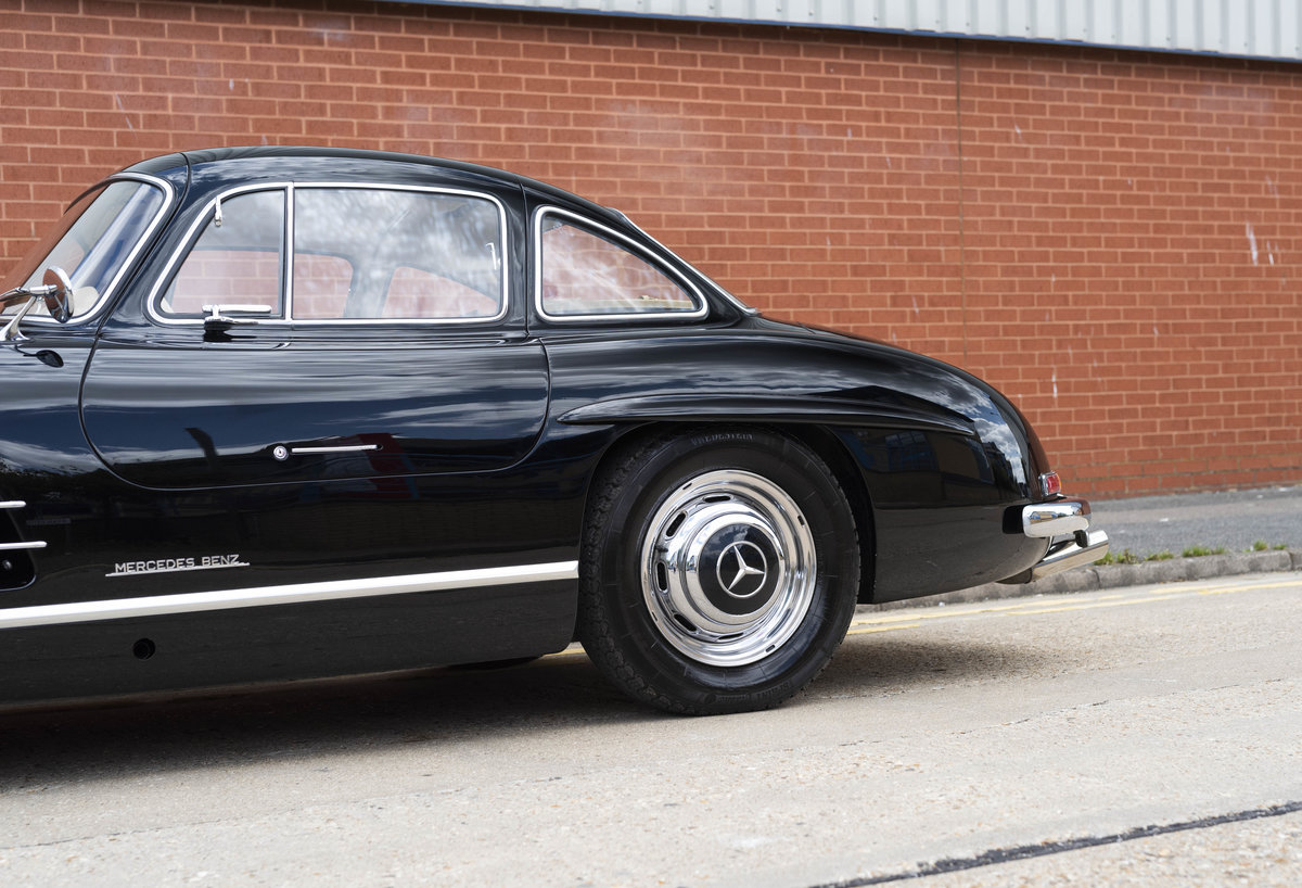 1955 Mercedes-Benz 300SL Gullwing (LHD) For Sale (picture 15 of 23)