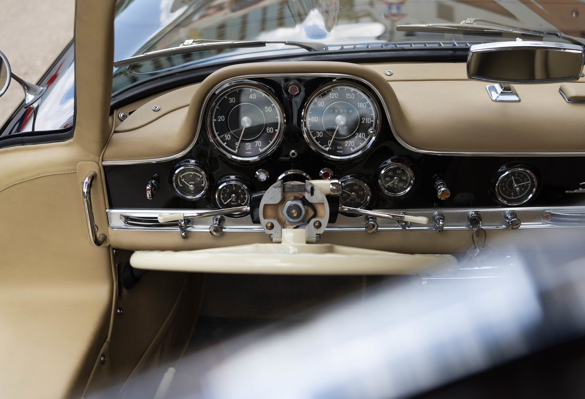 1955 Mercedes-Benz 300SL Gullwing (LHD) For Sale (picture 18 of 23)