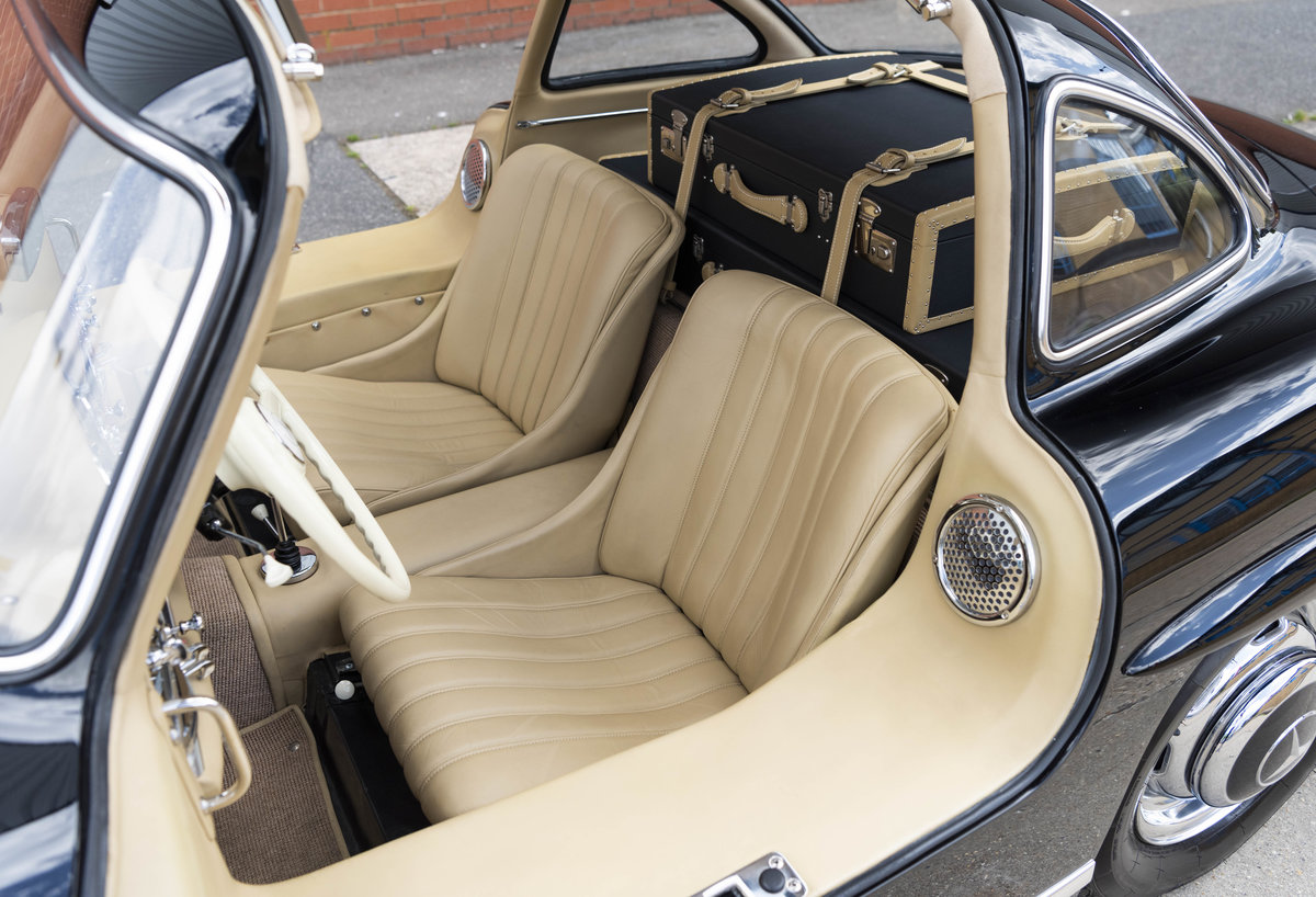 1955 Mercedes-Benz 300SL Gullwing (LHD) For Sale (picture 19 of 23)