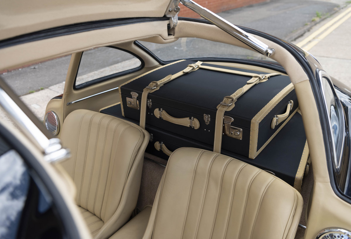 1955 Mercedes-Benz 300SL Gullwing (LHD) For Sale (picture 20 of 23)