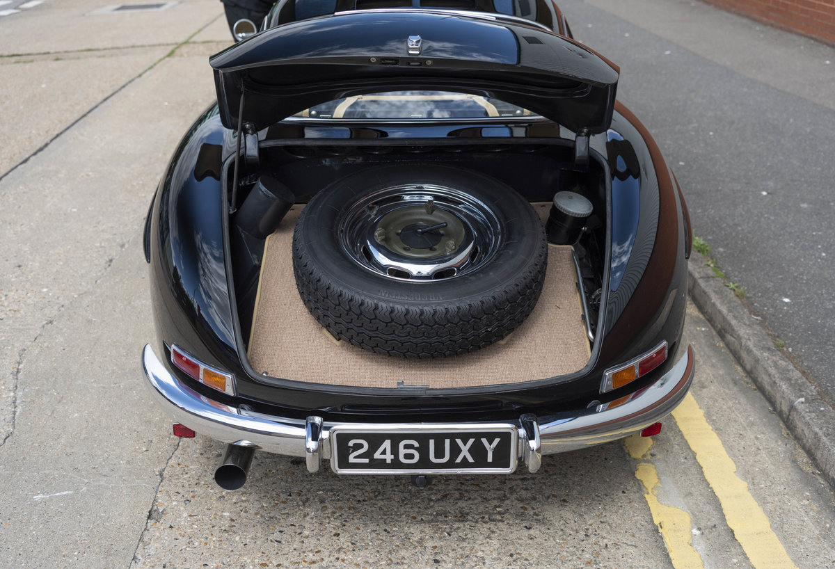 1955 Mercedes-Benz 300SL Gullwing (LHD) For Sale (picture 23 of 23)