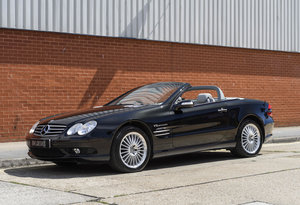 2003 Mercedes-Benz SL55 AMG (RHD) For Sale