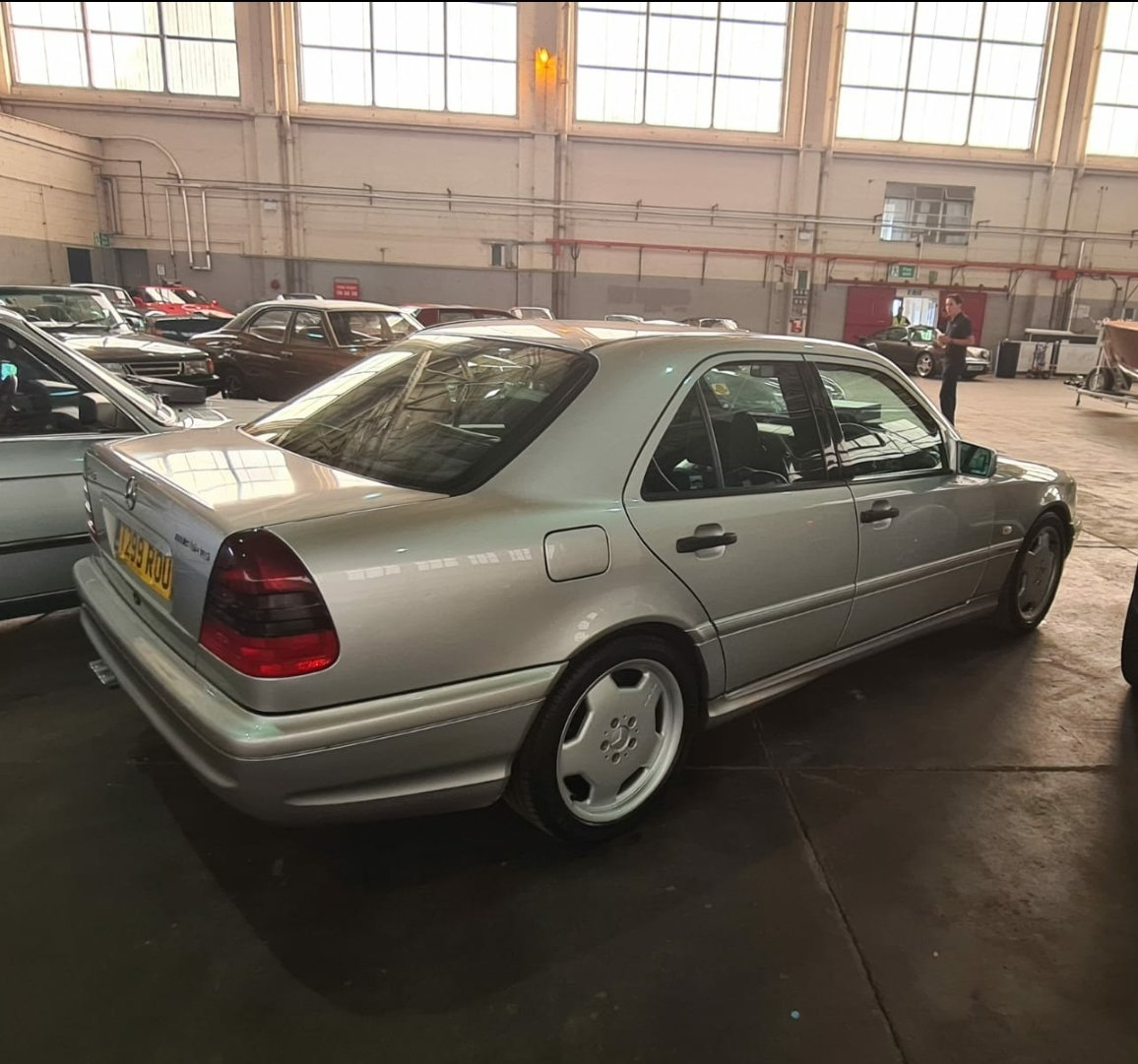 1999 Mercedes C43 AMG For Sale (picture 2 of 4)