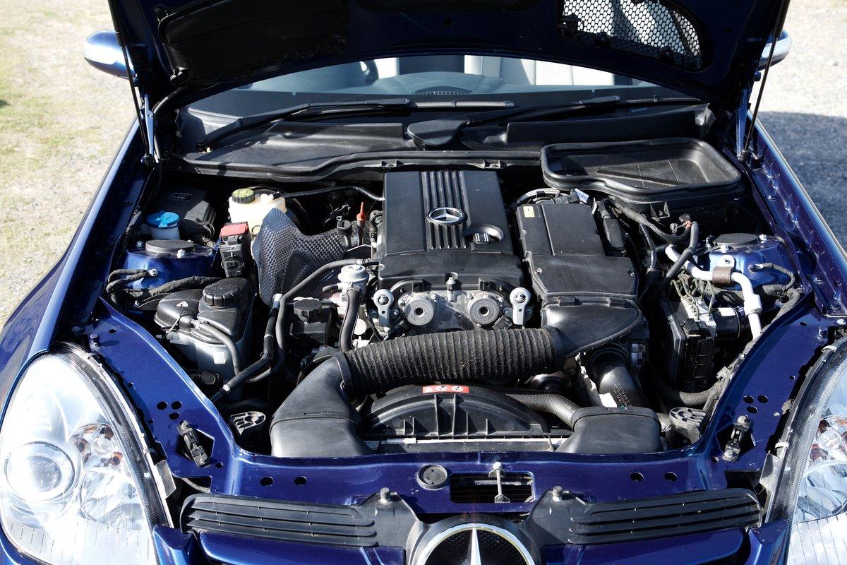 2006 Mercedes SLK Superb, 8k miles, FMBSH, Superb For Sale (picture 2 of 6)