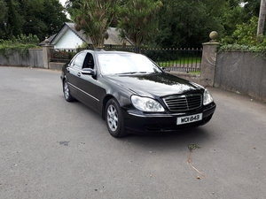 Mercedes S-Class The ultimate special class