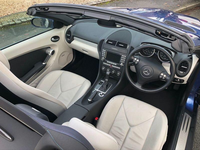 2006 Mercedes SLK Superb, 8k miles, FMBSH, Superb For Sale (picture 6 of 6)