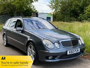 Mercedes E500 V8 Sport Estate 7G Tronic - AMG PACK - SUNROOF
