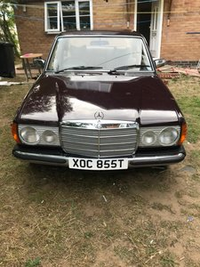 Picture of 1978 Mercedes Benz w123 230