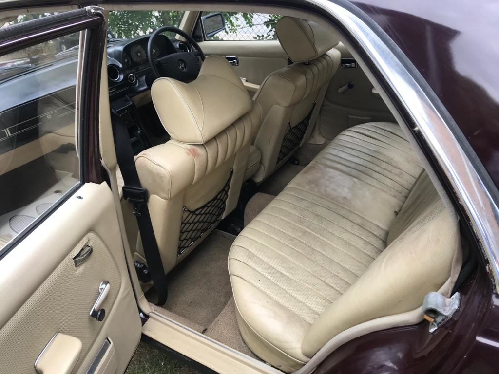 Mercedes Benz w123 230 1978 For Sale (picture 4 of 6)