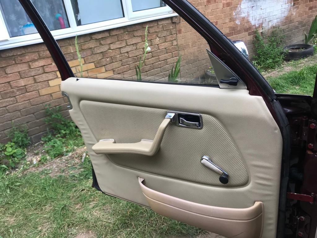 Mercedes Benz w123 230 1978 For Sale (picture 5 of 6)