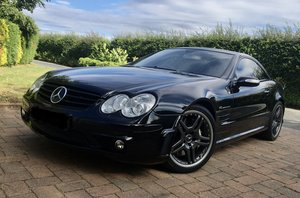 Picture of 2005 Mercedes SL55 AMG