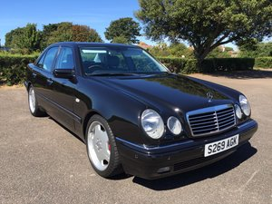 MERCEDES E430 (W210) AVANTGARDE AUTOMATIC.