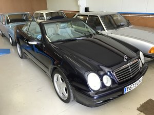 Picture of 2001 STUNNING MERCEDES CLK 320 CONVERTIBLE 87K MILES