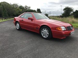 1991 Mercedes sl500 MINT