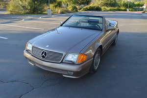 Picture of 1991 Mercedes 500SL SOLD