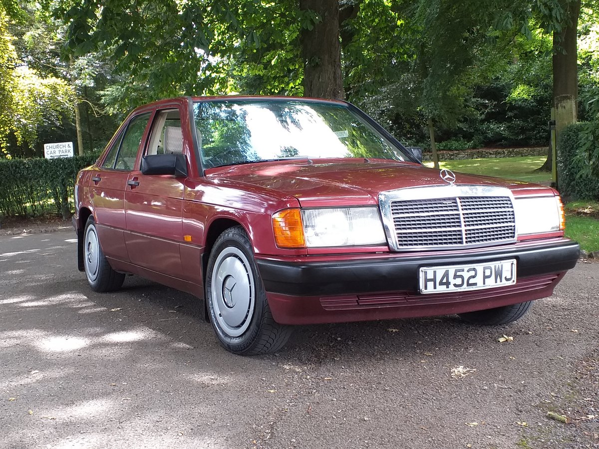 1990 Mercedes 190e AMAZING CONDTION For Sale (picture 2 of 6)