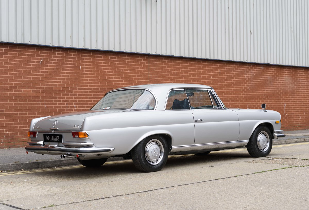 1969 Mercedes-Benz 280SE 3.5 Coupe (LHD) For Sale (picture 3 of 23)