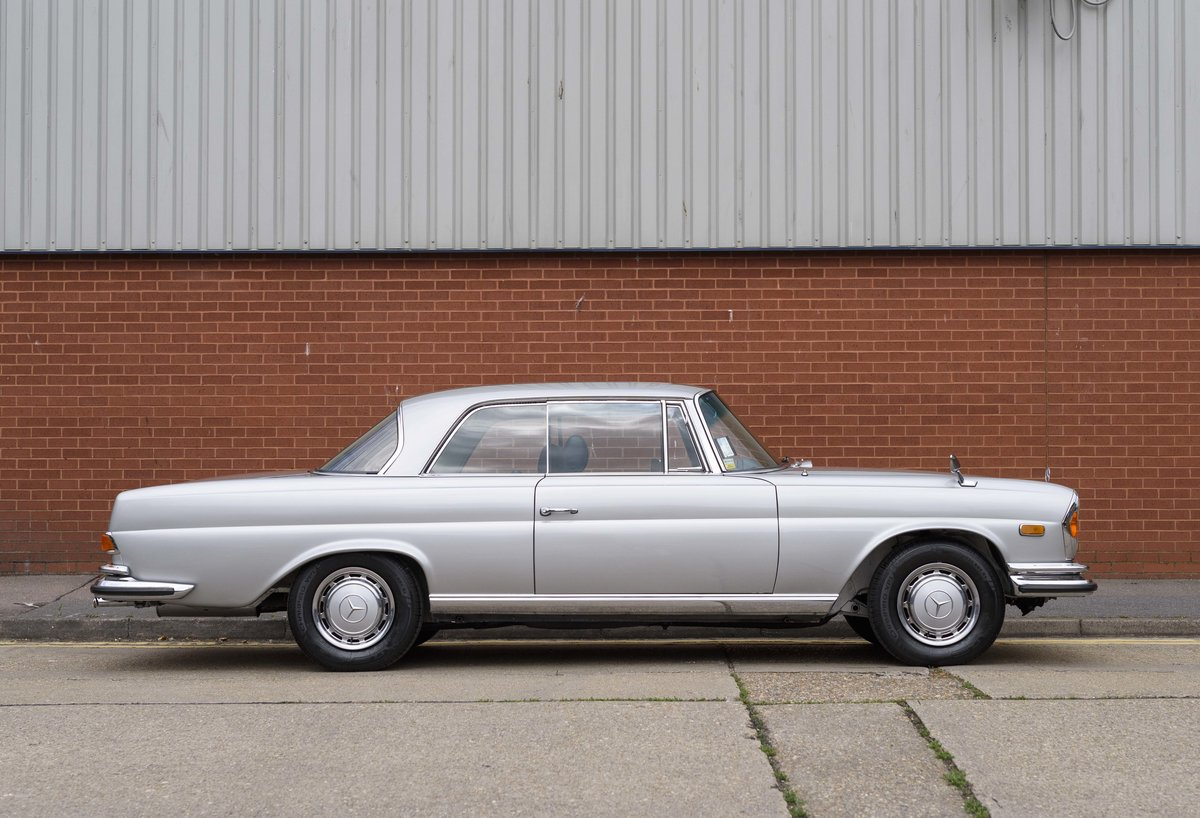 1969 Mercedes-Benz 280SE 3.5 Coupe (LHD) For Sale (picture 5 of 23)