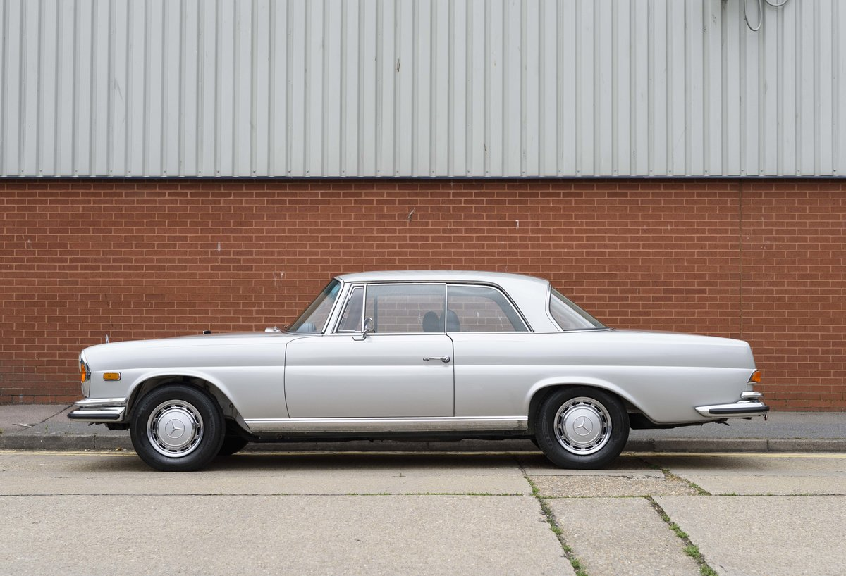 1969 Mercedes-Benz 280SE 3.5 Coupe (LHD) For Sale (picture 6 of 23)