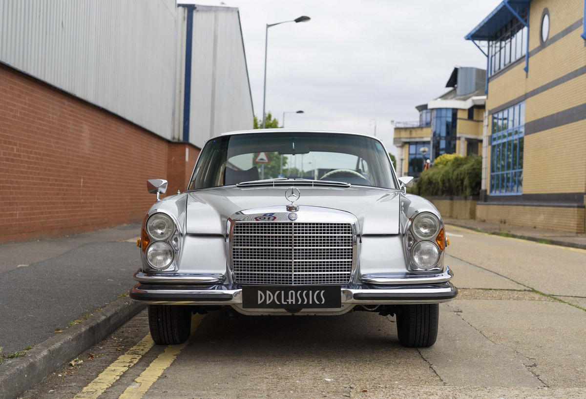 1969 Mercedes-Benz 280SE 3.5 Coupe (LHD) For Sale (picture 7 of 23)