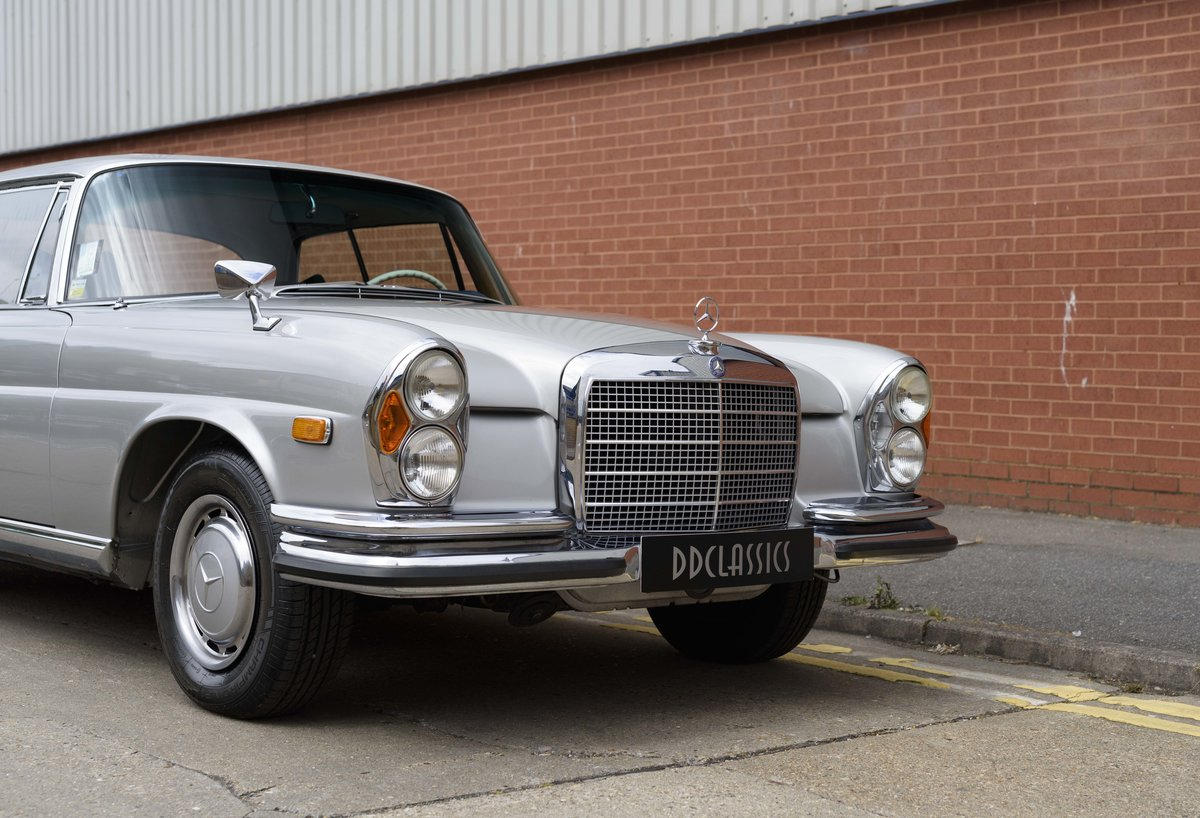 1969 Mercedes-Benz 280SE 3.5 Coupe (LHD) For Sale (picture 8 of 23)
