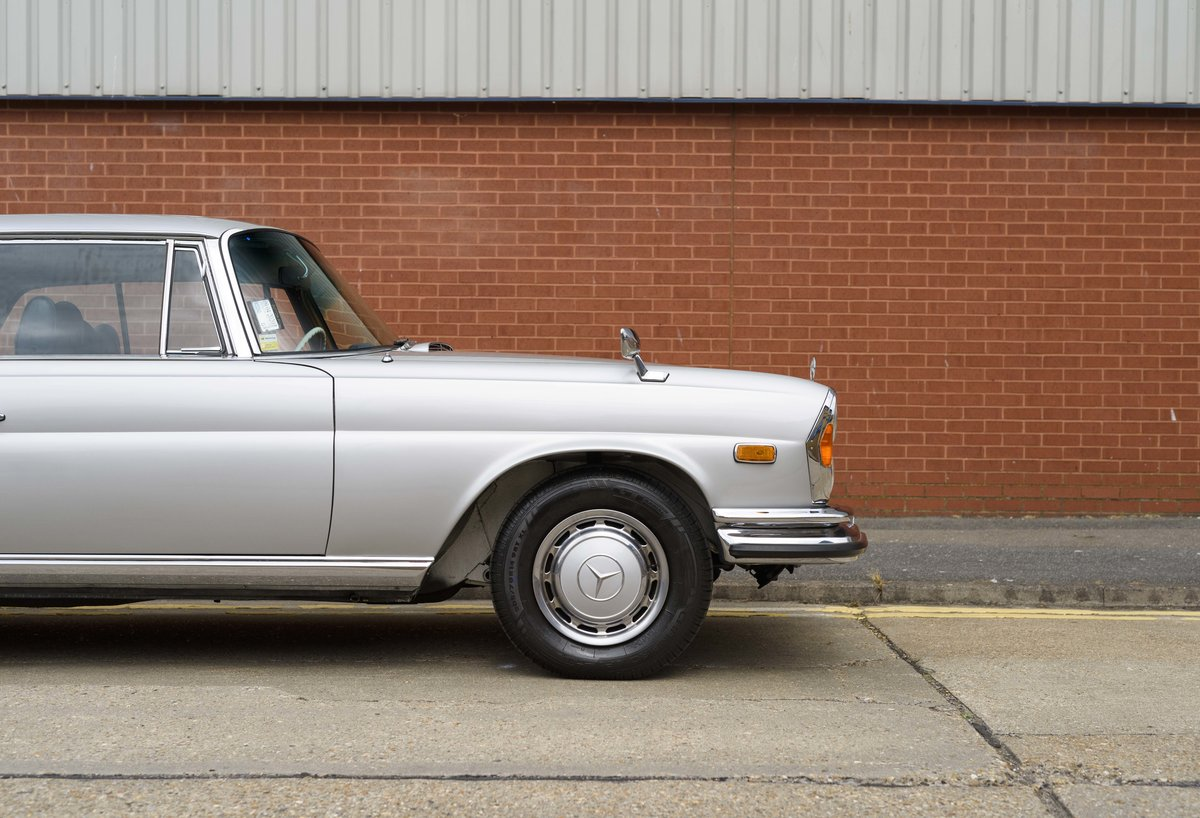 1969 Mercedes-Benz 280SE 3.5 Coupe (LHD) For Sale (picture 10 of 23)